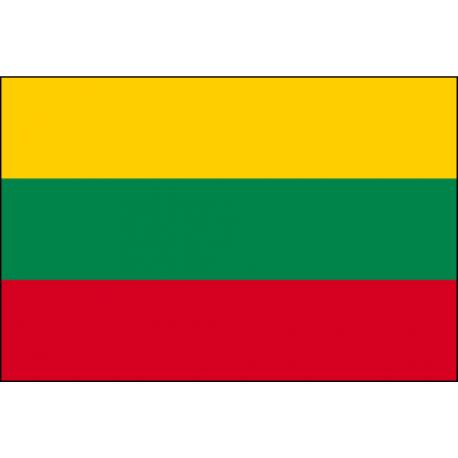 Drapeau de Prestige Lituanie