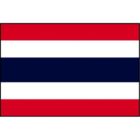 Drapeau Thaïlande