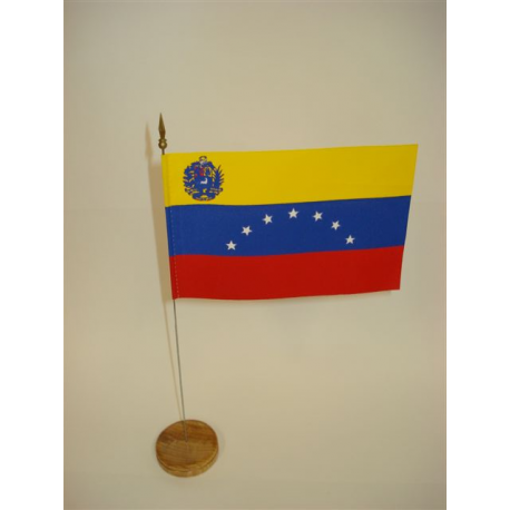 Drapeau de table Venezuela
