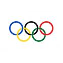 Drapeau Jeux Olympiques 100*150 cm