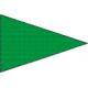Flamme Verte 150*225 cm