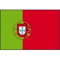 Drapeau Portugal avec écusson