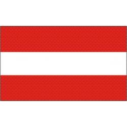 Drapeau de prestige Autriche