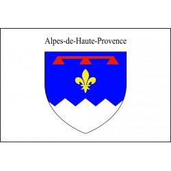 Drapeau Alpes de haute provence