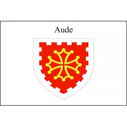 Drapeau Aude
