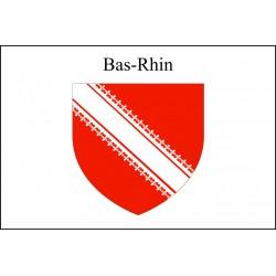 Drapeau Bas Rhin