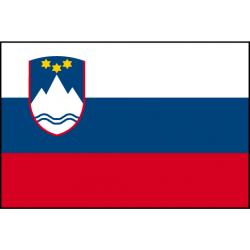 Drapeau de Prestige Slovénie