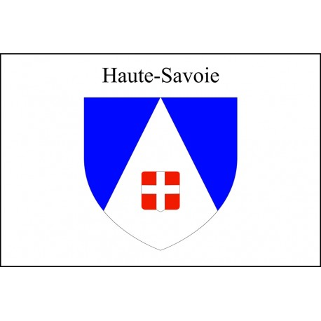 Drapeau Haute Savoie
