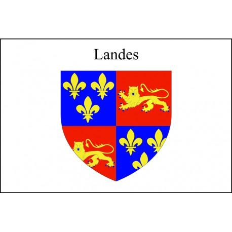 Drapeau Landes
