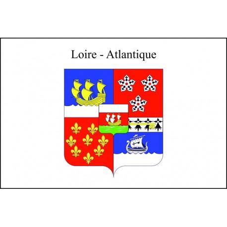 Drapeau Loire Atlantique