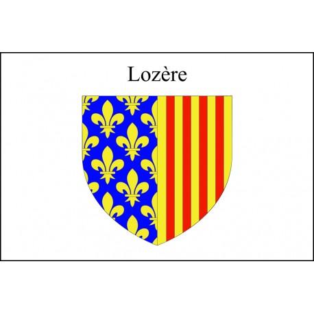 Drapeau Lozère