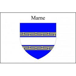 Drapeau Marne