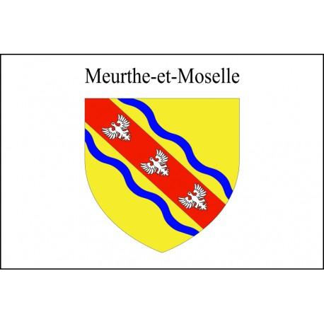 Drapeau Meurthe et Moselle