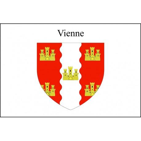Drapeau Vienne