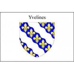 Drapeau Yvelines