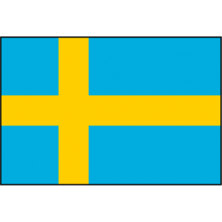 Drapeau de Prestige Suède