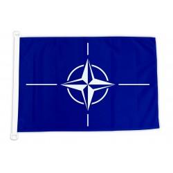 Drapeau OTAN 60*90 cm