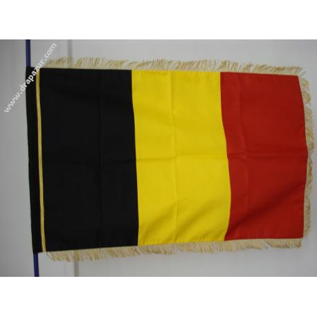 Drapeau de prestige Belgique