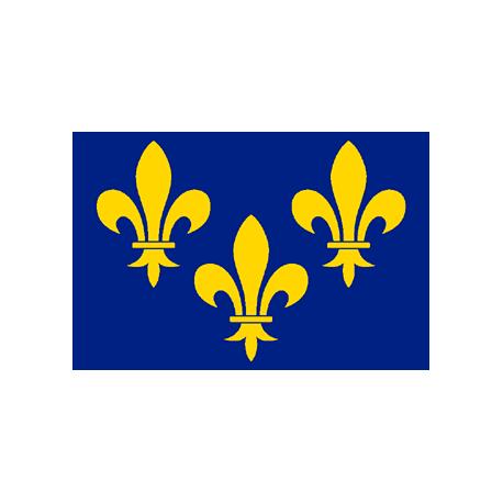 Drapeau Ile de France