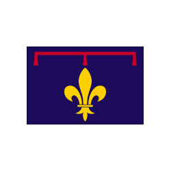 Drapeau Provence Lys