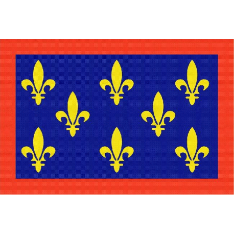 Drapeau de table Maine