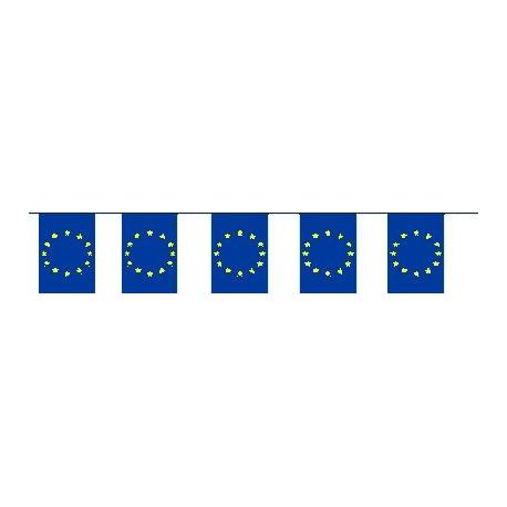 Guirlande plastique Europe