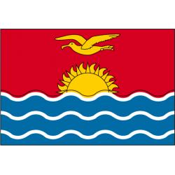 Drapeau Kiribati