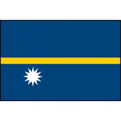 Drapeau Nauru