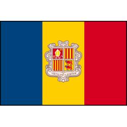 Drapeau Andorre