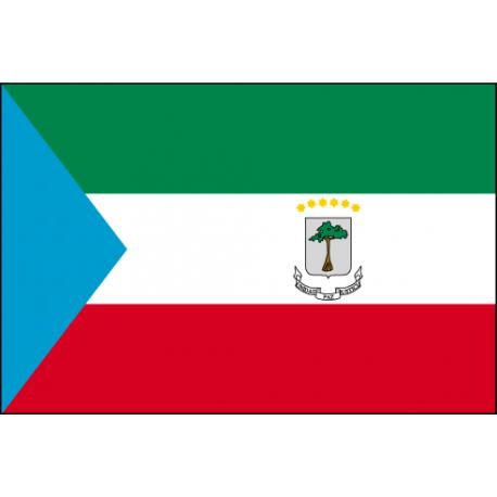 Drapeau Guinée Equatoriale