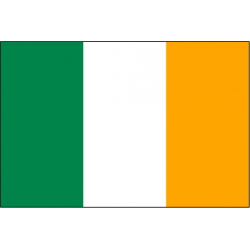 Drapeau de table Irlande