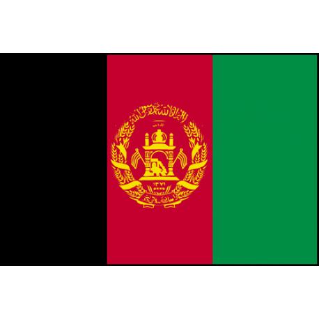 afghanistan drapeau