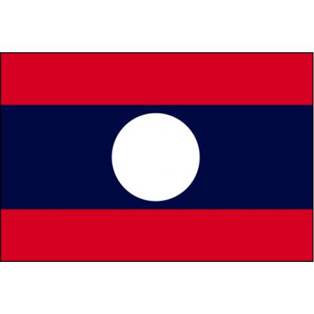 Drapeau Laos